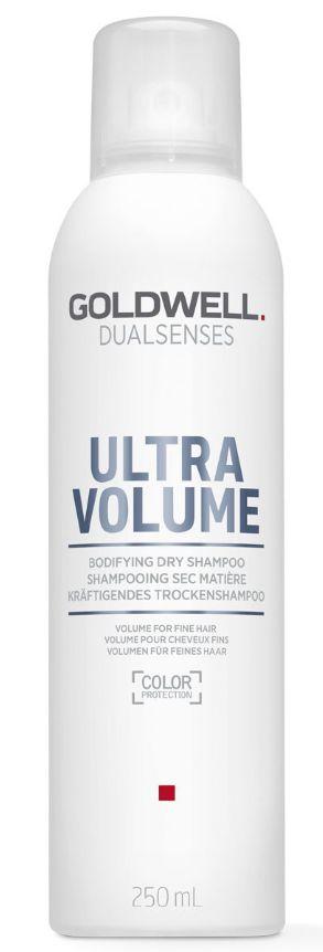 Goldwell Dualsenses Ultra Volume Bodifying Dry Shampoo - suchý šampon pro objem jemných vlasů 250 ml