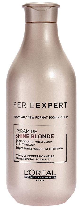 ĽOréal Série Expert Shine Blonde Shampoo - šampon pro obnovu a lesk blond vlasů 300 ml