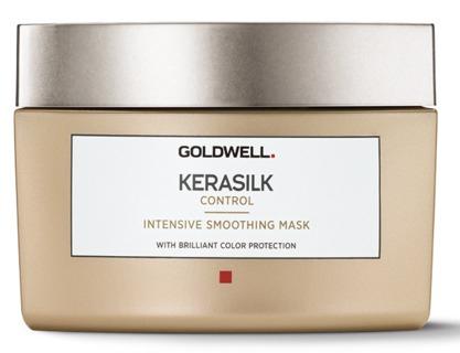 Goldwell Kerasilk Control Intensive Smoothing Mask - intenzivní maska pro krepaté a nepoddajné vlasy 200 ml