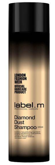 Label.m Diamond Dust Shampoo - šampon pro diamantový lesk vlasů 250 ml