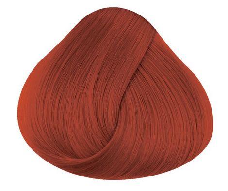 Directions Flame - polopermanentní barva na vlasy - plamenná oranžověčervená 88 ml