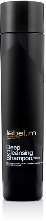 Label.m Deep Cleansing Shampoo - hloubkově čistící šampon 300 ml