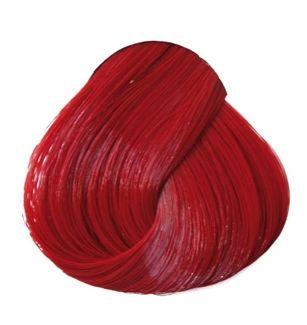 Directions Vermillion Red - polopermanentní barva na vlasy - rumělkově červená 88 ml