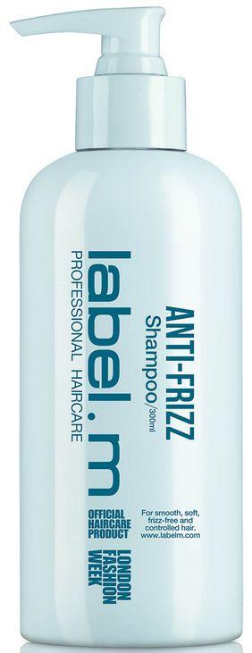 Label.m Anti-Frizz Shampoo - uhlazující šampon proti krepatění vlasů 300 ml