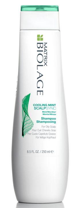 Matrix Biolage ScalpSync Cooling Mint Shampoo - osvěžující šampon 250 ml