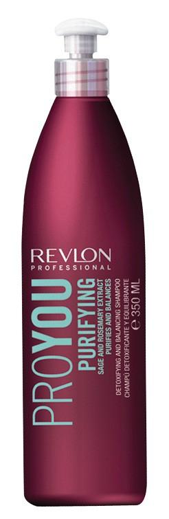 Revlon Pro You Purifying Shampoo - vyrovnávací šampon 350 ml