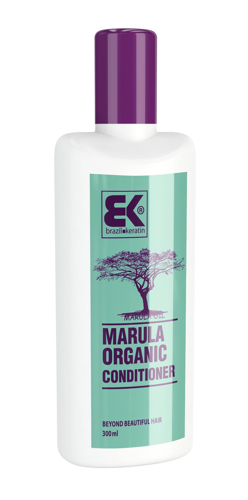 BK Brazil Keratin Marula Conditioner - BIO keratinový kondicionér s marulovým olejem 300 ml