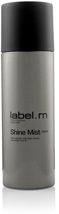 Label.m Shine Mist MINI - profesionální lehký sprej pro lesk a zdravý vzhled vlasů 50 ml