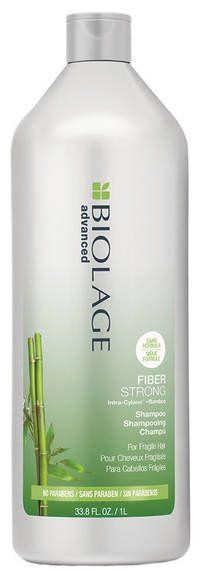 Matrix Biolage FiberStrong Shampoo MAXI - posilující šampon pro křehké a oslabené vlas 1000 ml