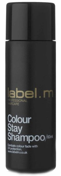 Label.m Colour Stay Shampoo MINI - šampon pro zachování barvy 60 ml