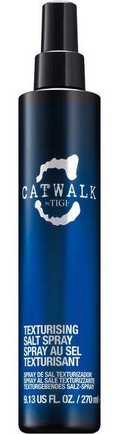 TIGI Catwalk Texturising Salt Spray - slaný sprej pro plážový vzhled 270 ml
