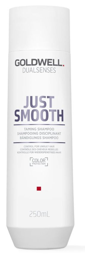 Goldwell Dualsenses Just Smooth Taming Shampoo - uhlazující šampon pro nepoddajné vlasy 250 ml