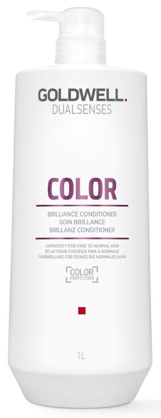 Goldwell Dualsenses Color Brilliance Conditioner MAXI - rozplétací kondicionér pro barvené vlasy 1000 ml