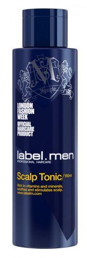 Label.m Men Scalp Tonic - tonikum pro zklidnění a stimulaci pokožky 150 ml