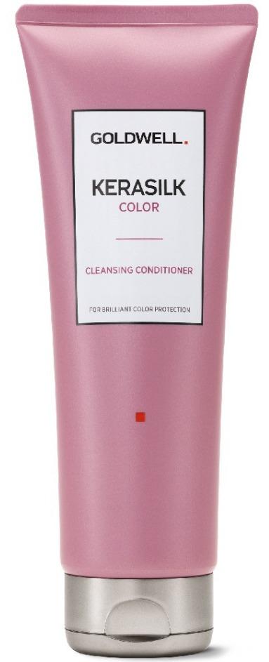 Goldwell Kerasilk Color Cleansing Conditioner - čistící kondicionér pro barvené vlasy 250 ml