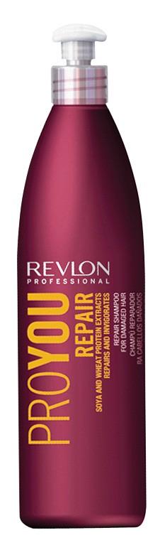 Revlon Pro You Repair Shampoo - rekonstrukční šampon 350 ml