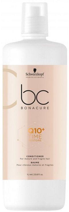 Schwarzkopf BC Bonacure Q10+ Time Restore Conditioner MAXI - kondicionér pro zralé vlasy 1000 ml