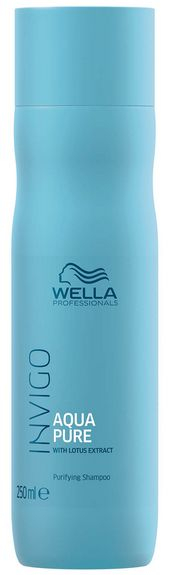 Wella Invigo Balance Aqua Pure Purifying Shampoo - hloubkově čistící šampon 250 ml