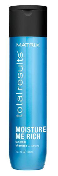 Matrix Total Results Moisture Me Rich Shampoo - hydratační šampon 300 ml