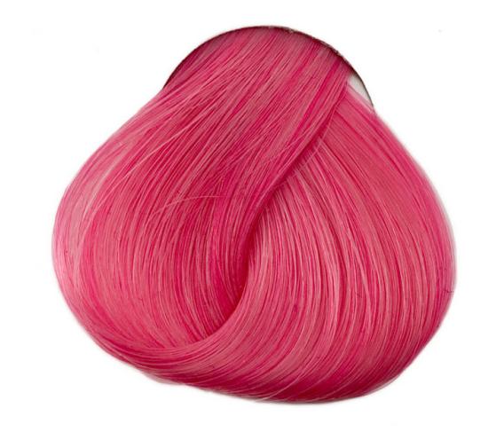 Directions Carnation Pink - polopermanentní barva na vlasy - karafiátová růžová 88 ml