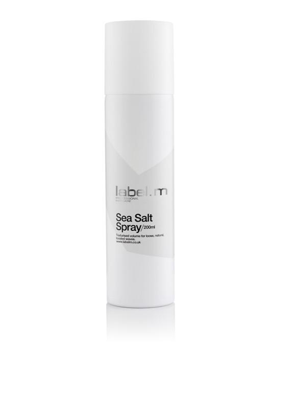 Label.m Sea Salt Spray MINI - sprej s mořskou solí 50 ml