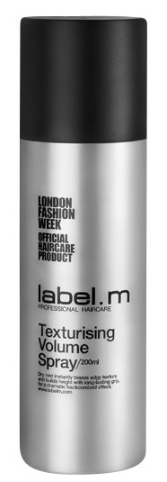 Label.m Texturising Volume Spray - objemový sprej 200 ml