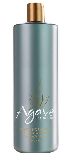 Bio Ionic Agave Smoothing Shampoo MAXI - uhlazující šampon 1000 ml