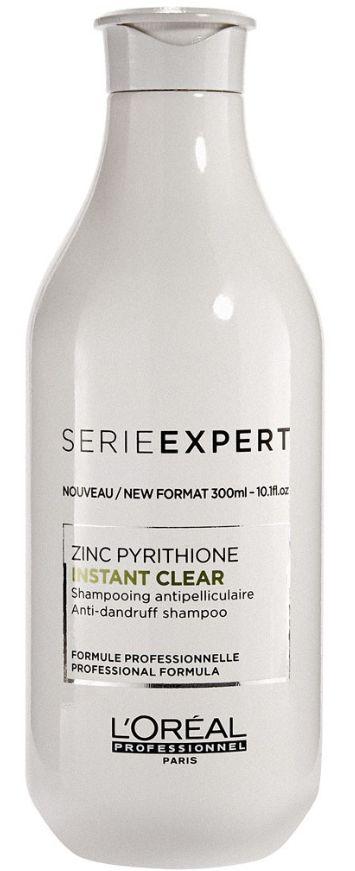 ĽOréal Professionnel Série Expert Instant Clear Anti-dandruff Shampoo - šampon proti lupům na normální až mastné vlasy 300 ml