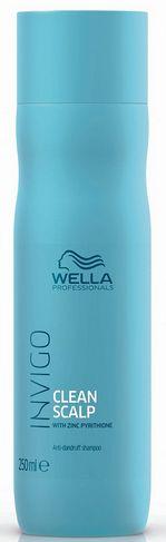 Wella Invigo Balance Clean Scalp Anti-dandruff Shampoo - šampon proti lupům 250 ml