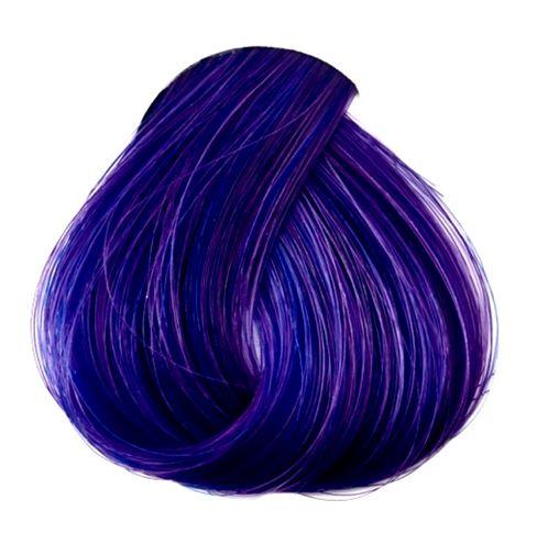 Directions Neon Blue - polopermanentní barva na vlasy - neonová modrofialová 88 ml