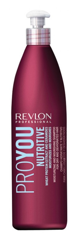 Revlon Pro You Nutritive Shampoo - výživný šampon 350 ml