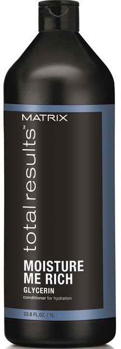 Matrix Total Results Moisture Me Rich Conditioner MAXI - hydratační kondicionér 1000 ml