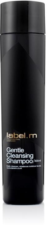 Label.m Gentle Cleansing Shampoo - jemný šampon pro denní použití 300 ml