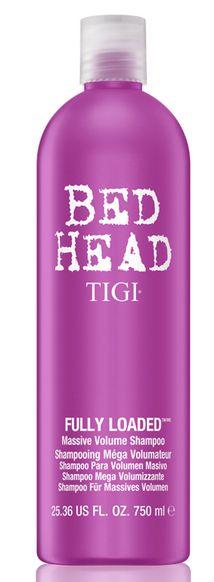 TIGI Bed Head Fully Loaded Massive Volume Shampoo MAXI - šampon pro masivní objem 750 ml