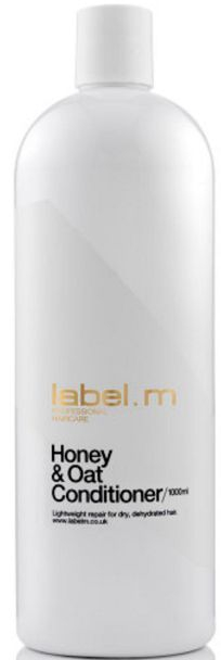 Label.m Honey & Oat Conditioner MAXI - medovo-ovesný kondicionér 1000 ml