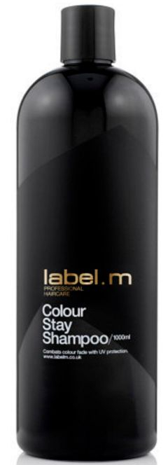 Label.m Colour Stay Shampoo MAXI - šampon pro zachování barvy 1000 ml