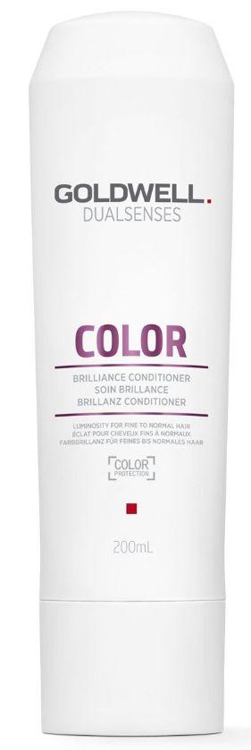 Goldwell Dualsenses Color Brilliance Conditioner - rozplétací kondicionér pro barvené vlasy 200 ml