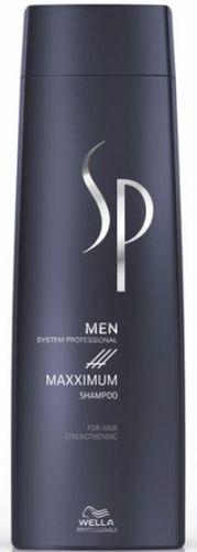 Wella System Professional SP Men Maxximum Shampoo - šampon pro posílení vlasů a pokožky 250 ml