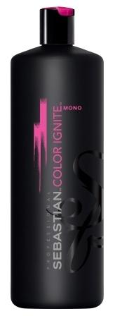 Sebastian Color Ignite Mono Shampoo MAXI - šampon pro barvené vlasy 1000 ml