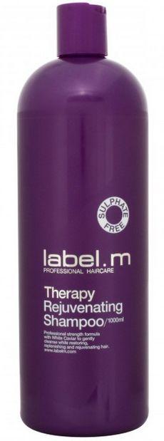 Label.m Therapy Rejuvenating Shampoo MAXI - posilující a omlazující šampon 1000 ml