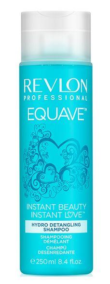 Revlon Equave Instant Beauty Love Hydro Detangling Shampoo - hydratační šampon 250 ml