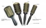 GoldPro Ceramic Brush Extra Large, 70 mm