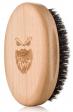 Dřevěný kartáč na vousy Harden