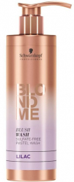 Blond Me Blush Wash Lilac