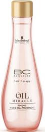 BC Bonacure Oil Miracle Rose Oil Treatment
