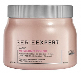 Série Expert Vitamino Color A-OX Masque MAXI
