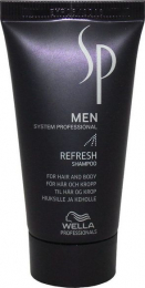 SP Men Refresh Shampoo MINI