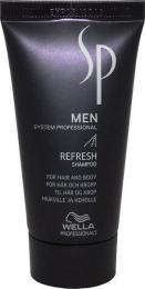 SP Men Refresh Shampoo MINI
