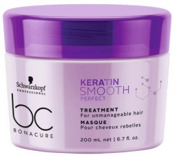 BC Bonacure Keratin Smooth Perfect Treatment