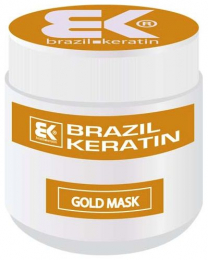 Anti Frizz Gold Mask MAXI